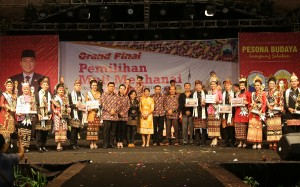 Grand Final Muli Mekhanai Lampung Selatan 3