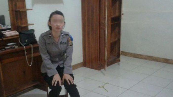 Heboh, Sepasang Anggota Polisi Ini Tertangkap Mesum