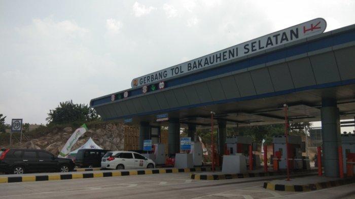 Tol Bakauheni Mulai Ramai Kendaraan dari Pulau Jawa