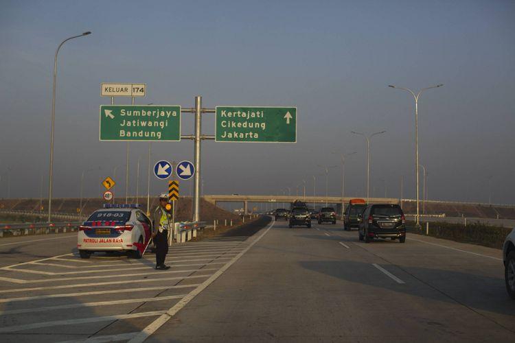 """Jalan Tol Cipali Lakukan """"3E"""" untuk Kurangi Angka Kecelakaan"""