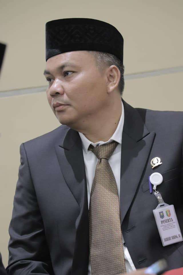 Ini Tanggapan Jauhary Subing, Saat Ditanya Terkait Bakal Calon Wakil Bupati Lampung Tengah .