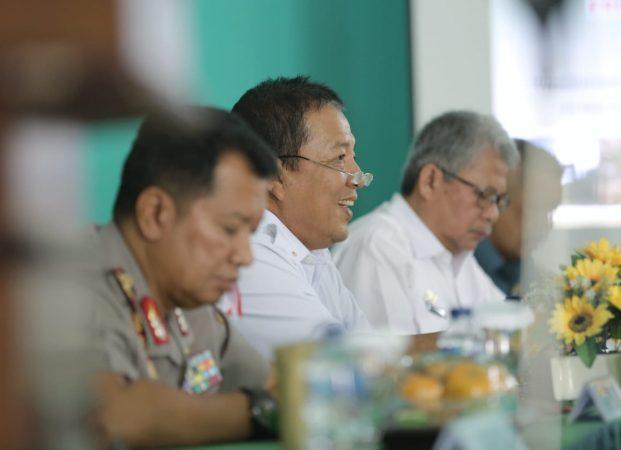 Arinal Instruksikan Sejumlah Langkah Pencegahan Dini Karhutla di Provinsi Lampung