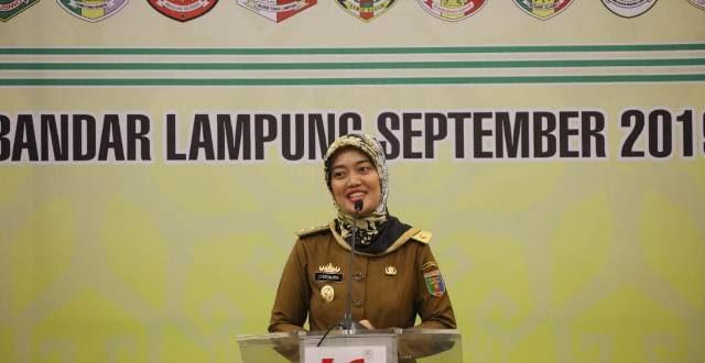 Wagub Lampung Ajak Anggota DPRD Kabupaten/Kota Se-Provinsi Lampung Berkolaborasi Ciptakan Rakyat Lampung Berjaya