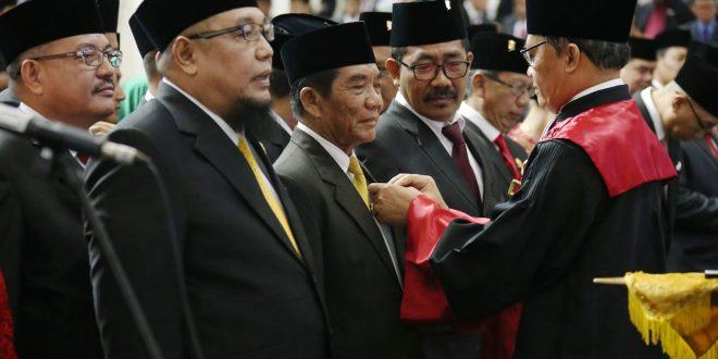 Gubernur Ajak Anggota DPRD Lampung, Rapatkan Barisan Wujudkan Rakyat Lampung Berjaya