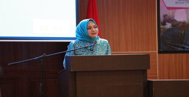 Ibu Riana Sari Arinal Ajak PKK Hapuskan Stunting dari Bumi Lampung