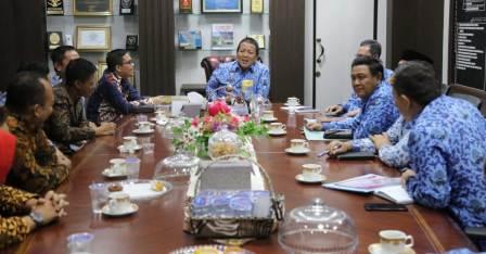 Gubernur Arinal Minta KPU Kedepankan Aturan yang Berlaku