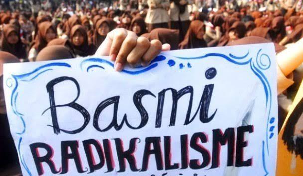 Radikalisme Menjadi Musuh Bersama Masyarakat Indonesia