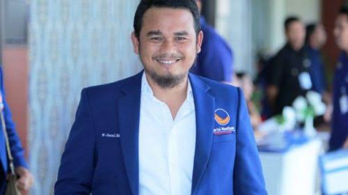 Tanpa Mahar, Nasdem Komit Berantas Korupsi