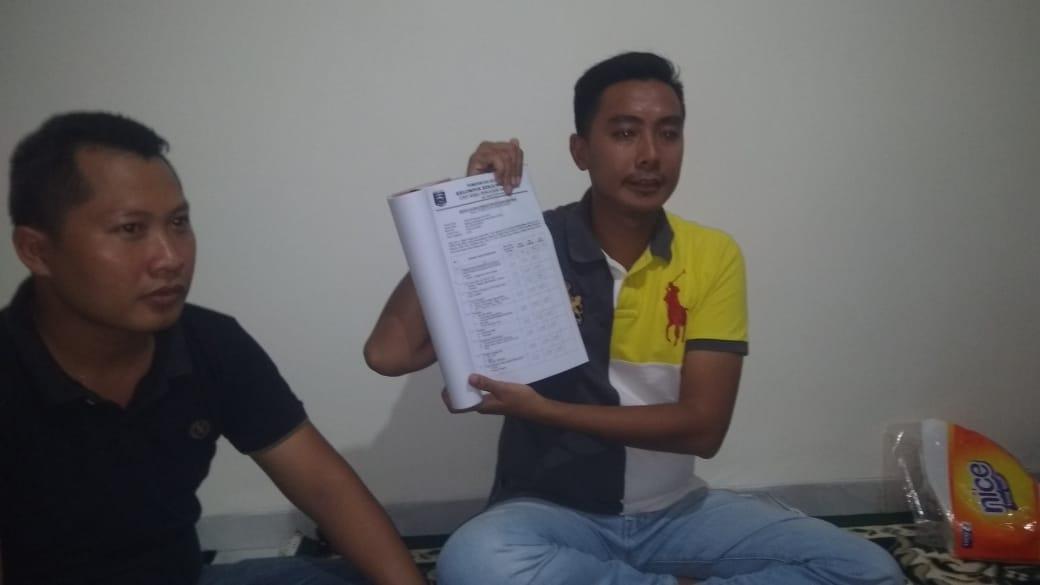 Cv.Dian Persada mengelak atas sangkaan pengodisian dalam pemenangan lelang proyek