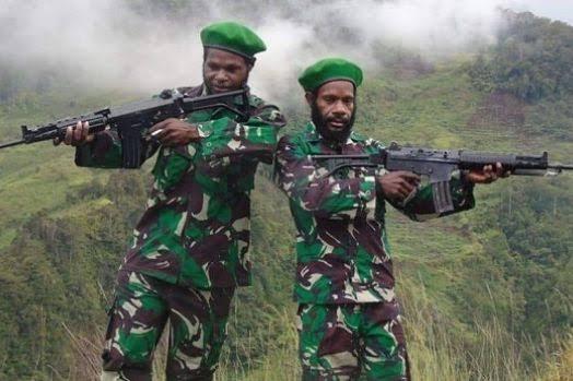 Mendukung TNI-Polri Antisipasi Gangguan Keamanan Jelang HUT OPM
