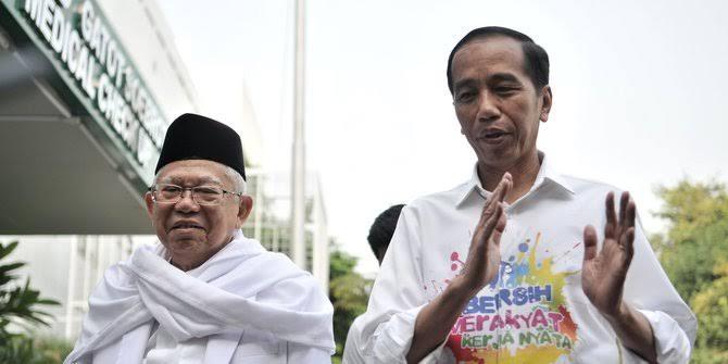 Mengawal dan Mendukung Pemerintahan Jokowi-Ma'ruf