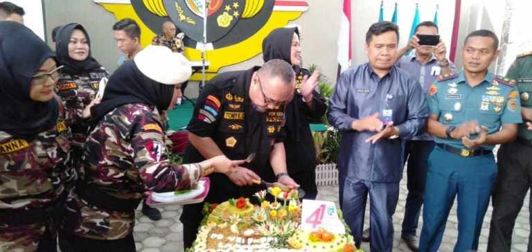Peringati HUT ke-41, FKPPI Lampung Gelar Sederet Kegiata