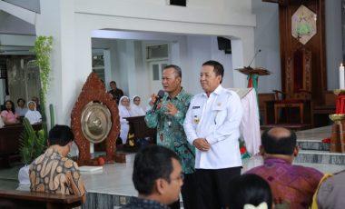 Gubernur Arinal, Kapolda dan Forkopimda Pastikan Keamanan dan kenyamanan Ibadah Natal 2019