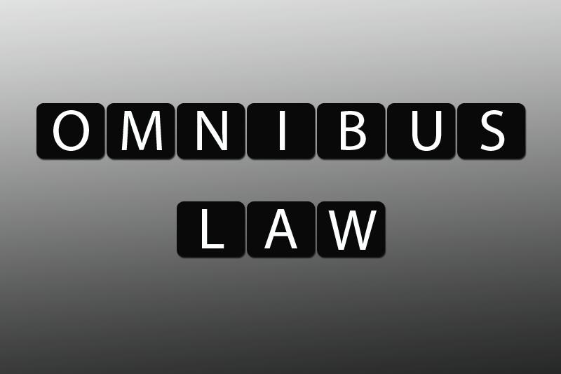 Omnibus Law Cipta Kerja Solusi Atasi PHK