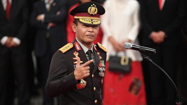 Sosok Kapolri Jenderal Idham Azis, Tegas ke Internal Untuk Sempurnakan Reformasi Kultural Polri