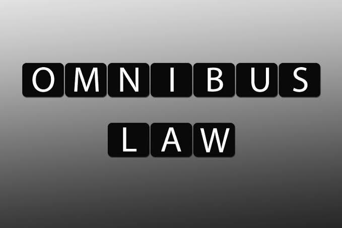 Omnibus Law Memberikan Manfaat Bagi Kelompok buruh