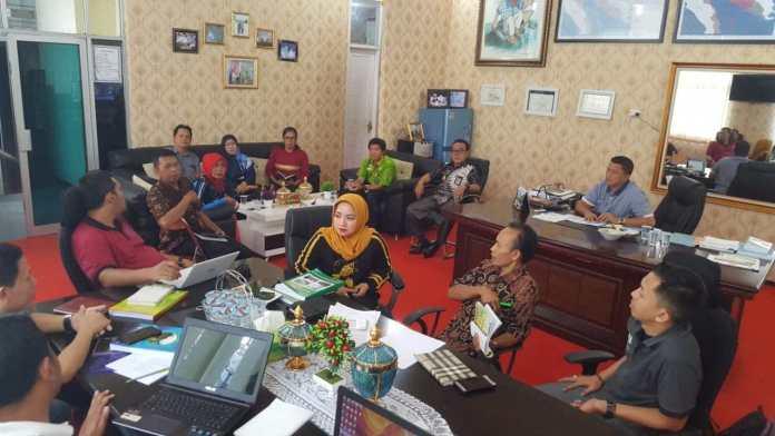 Usulkan ke Mentri- Bappelitbang bersama Tenaga Ahli P3MD Susun Program Kerja