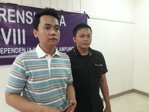 AJI Bandar Lampung Kecam Gubernur Ancam Jurnalis RMOL