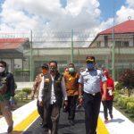 Kalapas Gunung Sugih Sambut Baik Tim Gugus Tugas Covid 19 Provinsi Lampung