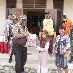 Kwarcab Pramuka Pringsewu Bakti Sosial di 3 Kecamatan