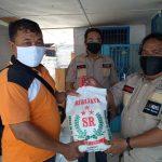 PD IWO Asahan-Batubara Salurkan Bantuan Beras dari Wagubsu Ijeck ke Wartawan dan Warga Terdampak Covid-19