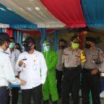 Adipati Monitoring Posko  Kecamatan Way Tuba Dan Gunung Labuhan