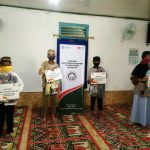 PT Semen Baturaja Gandeng Rumah Zakat Salurkan  Bingkisan Sekolah