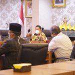 Jelang Ramadhan dan Idul Fitri, Gubernur Arinal Ajak Tokoh Agama dan Pendidikan Rumuskan Langkah Bijak Cegah Covid-19 di Provinsi Lampung