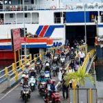 Pelabuhan Bakauheni Dan Merak Mulai hari Ini Di Tutup Sementara