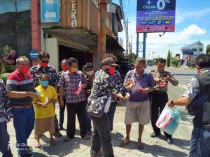 Baksos DPN SAPU JAGAD Lawan Corona, Bagikan Ribuan Masker dan Hand Sanitizer Gratis