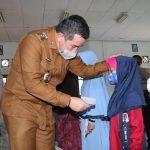 Pemkab Pesawaran Bersama Baznas Salurkan Tali Asih ke Anak Yatim dan Kaum Duafa