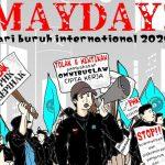 May Day, AJI Bandar Lampung: Hindari PHK-Penuhi Hak Normatif Pekerja
