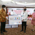 Nestlé Cares Dukung Kementerian Sosial Membantu Masyarakat Terdampak Pandemi COVID-19