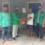 Sairul Sidiq,Borong Sayur Petani Dan Bagikan Sembako