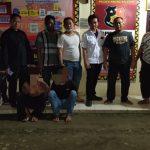 Polsek Abung Selatan Ringkus Pelaku Curat Spesialis Pembobol Rumah