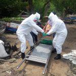 Warga Ketepang Di Hebohkan Dengan Penemuan Mayat Laki Laki Di Atas Perahu