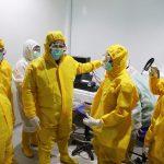 Tiga Hari Lagi Alat Pendeteksi Virus Corona PCR Dioperasikan, Gubernur Arinal Optimalkan Persiapan Seluruh Ruang Swab