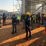 Berlakukan Protokol Covid-19, PLTGU Jawa-1 Tetap Beroperasi Di Tengah PSBB Karawang