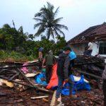 Bencana Alam Angin Puting Beliung di Tuba, Telan 2 Korban Jiwa dan 248 Rumah  Rusak