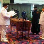 Per Hari Ini Sah H. Nanang Ermanto Menjadi Bupati Lampung Selatan