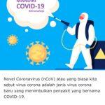 KINI BISA SCREENING GEJALA COVID-19 DI MOBILE JKN
