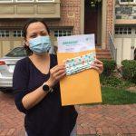 Relawan Diaspora Indonesia Jahit Masker untuk Pencegahan Covid19 di Amerika Serikat
