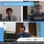 Halofina dan Rumah Zakat Menggelar Sharia Financial Planning Class Demi Membantu dalam Peningkatan Literasi Keuangan di Indonesia