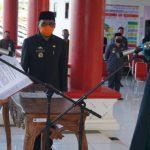 Dilantik Bupati, Thamrin Resmi Jadi Sekda Kabupaten Lampung Selatan Definitif