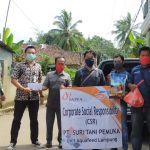 Program CSR, PT. STP Bantu Puluhan Warga