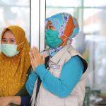 Wagub Chusnunia Terima Bantuan 4000 Butir Telur untuk Laziz NU Lampung dari PT. Japfa Comfeed, Siap Disalurkan bagi Masyarakat Terdampak Covid-19