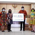 Bantuan Nestlé Cares Kepada Kementerian Pemberdayaan Perempuan dan Perlindungan Anak