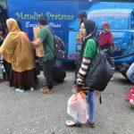 Pemudik Diimbau Tunda Balik Ke Jakarta