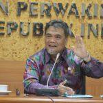 Junaidi Auly Penyuluhan Tentang Stimulus Pada Industri Keuangan di Lampung Timur