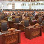 Pansus LKPJ Walikota Bandarlmpung Gelar Rapat Bersama 4 OPP